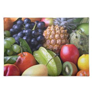 Fresh Fruit - Sweet Display Cloth Placemat