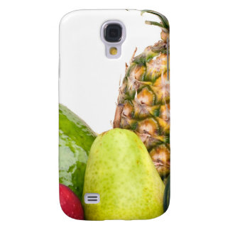 Fresh Fruits and Vegetables Layout Galaxy S4 Cover