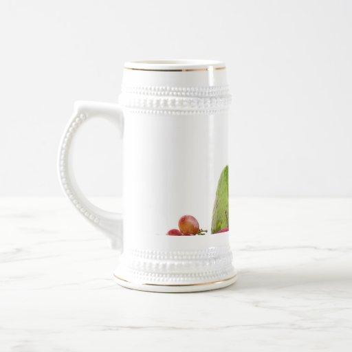 Fresh Fruits and Vegetables Layout Mug