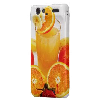 Fresh Fruits Motorola Droid RAZR Covers