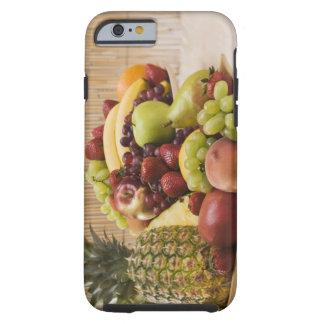 Fresh fruits tough iPhone 6 case