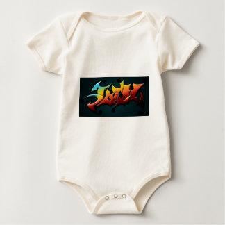 Fresh, Funky, Fashionable, Retro, Cool Baby Bodysuit