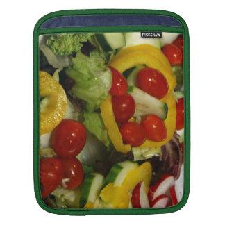 Fresh Garden Salad Sleeves For iPads