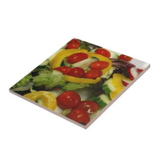 Fresh Garden Salad Tile