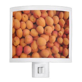 Fresh Goldbar Apricots Fruit Kitchen Night Light