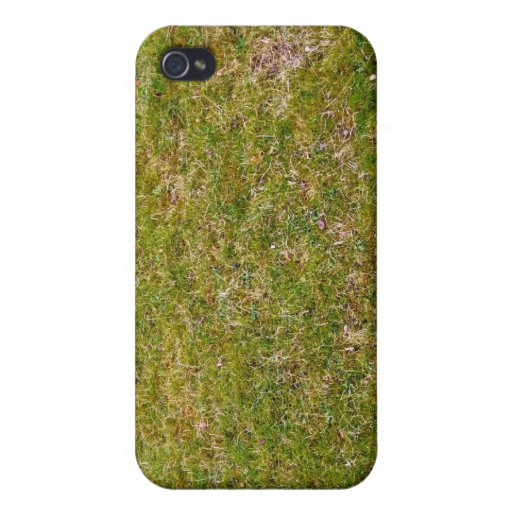 Fresh Green Grass Background Case For iPhone 4