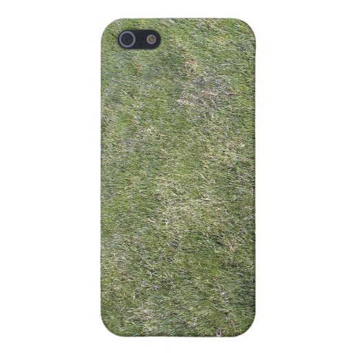 Fresh Green Grass Background Case For iPhone 5