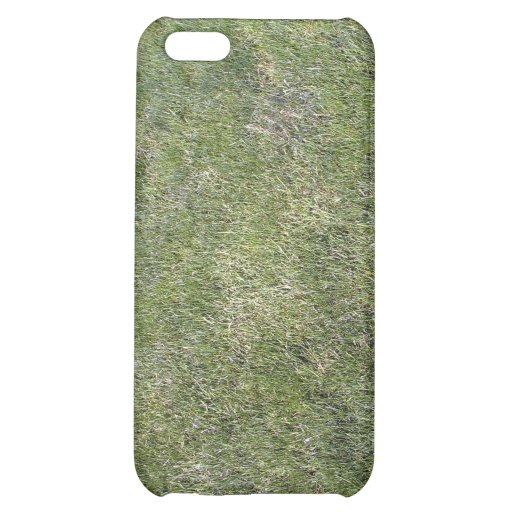 Fresh Green Grass Background iPhone 5C Cover