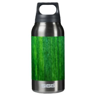 Fresh Green grass painting Thermos Bottle