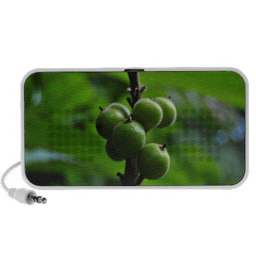 Fresh Green Nature Portable Speakers