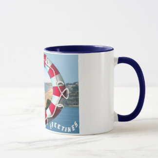 Fresh Greetings Mug