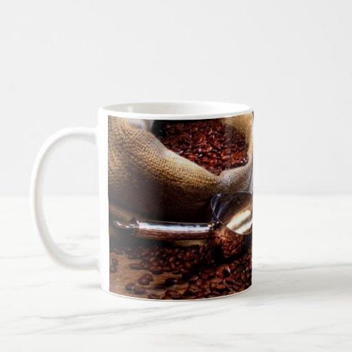 Fresh Ground Coffee Coffee Mug