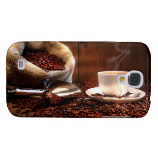 Fresh Ground Coffee Galaxy S4 Case