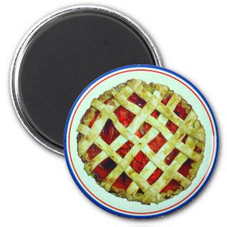 fresh homemade pie magnet