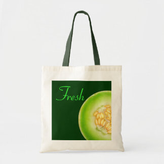 Fresh Honeydew Melon Tote Bag