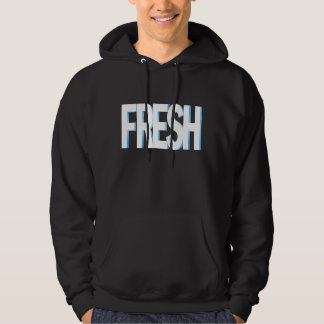 Fresh Hooded Pullover