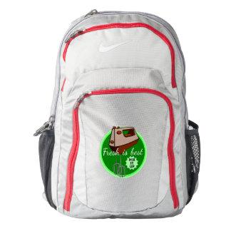 Fresh is best Foodie mixer Nike Backpack