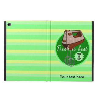 Fresh is best Mix it up Hand mixer Powis iPad Air 2 Case