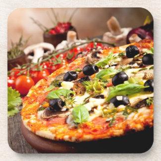 Fresh Italian pizza Coaster