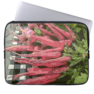 Fresh Juicy Carrots, Perfect for slicing! Laptop Sleeves