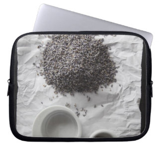 Fresh Lavender For Relaxation and Sleep Laptop Sleeve