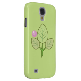 fresh leaves and charming HTC vivid case