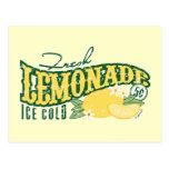 Fresh Lemonade Postcard