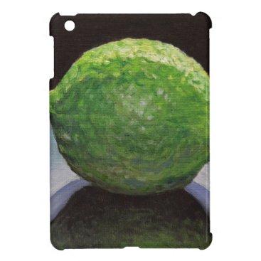 Beach Themed Fresh Lime iPad Mini Cases