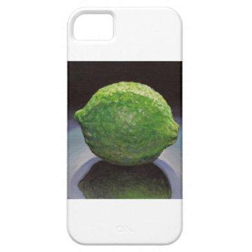 Beach Themed Fresh Lime iPhone SE/5/5s Case