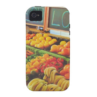 Fresh & Local Vibe iPhone 4 Cover