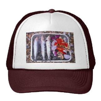 Fresh Mackerel Hat/Cap Trucker Hat