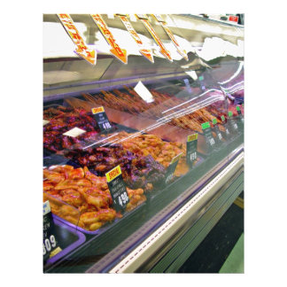 Fresh Meat Deli Counter at supermarket Flyers