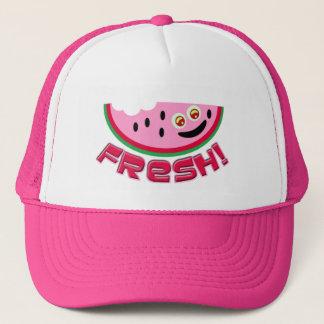 Fresh Melon Attitude Trucker Hat