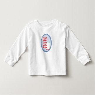 Fresh Milk's Gotta Lotta Bottle Toddler T-shirt