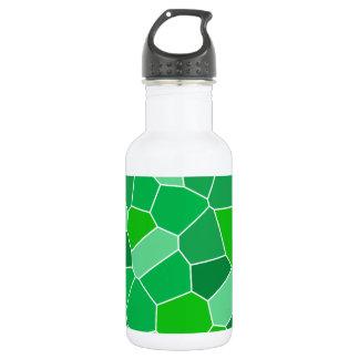 Fresh modern organic pattern 18oz water bottle