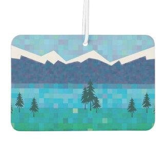 Fresh mountain air air freshener