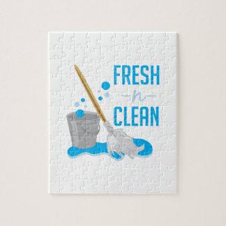 Fresh N Clean Puzzle