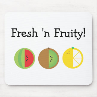 Fresh 'n Fruity Mouse Pad