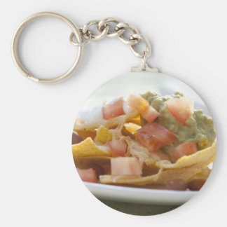 Fresh Nachos Keychain