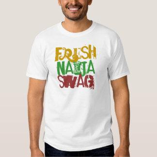 Fresh Naija Swag Tee Shirt