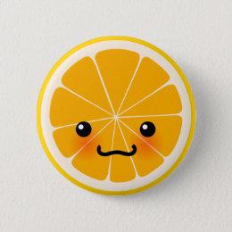 Fresh Orange Button