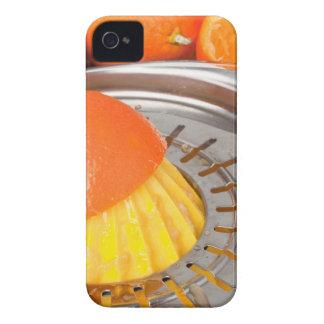 Fresh orange juice Case-Mate iPhone 4 cases