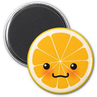 Fresh Orange Magnet