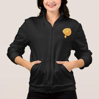 Fresh Orange Womens Jacket