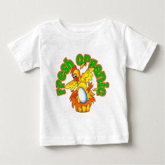 Fresh Organic Eggs Baby T-Shirt