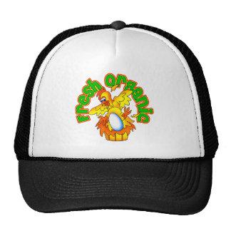 Fresh Organic Eggs Trucker Hat