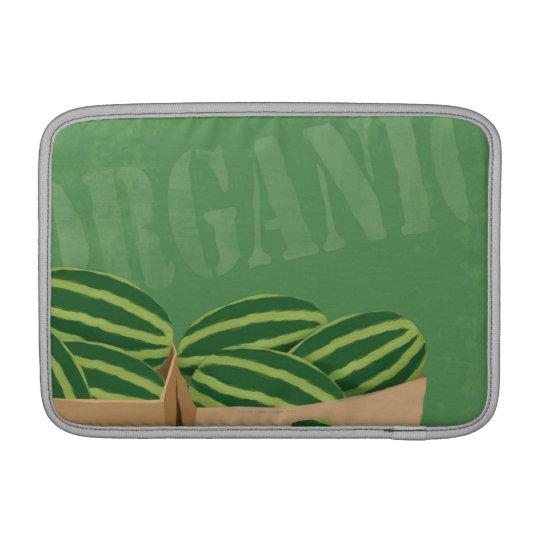 Fresh Organic Melons MacBook Air Sleeve