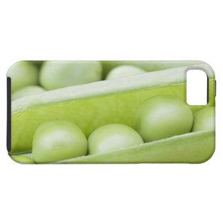 Fresh organic peas iPhone 5 covers