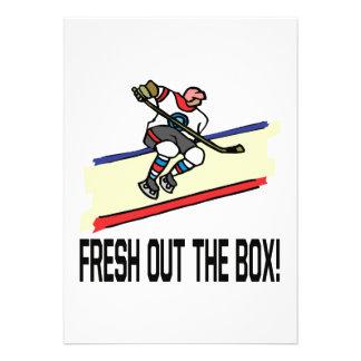 Fresh Out The Box Custom Invites