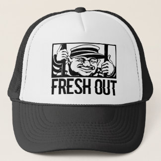 Fresh Out Trucker Hat